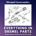 Everything in Dremel Parts