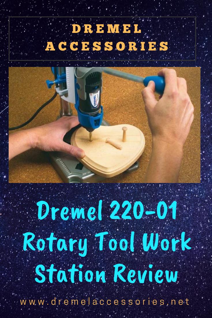 Dremel 220-01 WorkStation™ - 220-01 WorkStation ...