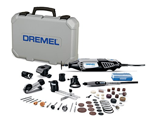 Dremel 4000-6/50-FF High Performance Rotary Tool Kit